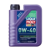 Моторное масло LIQUI MOLY Synthoil Energy 0W40 SM/CF, 1л