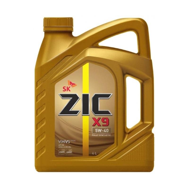 ZIC X9 5W40, 4л