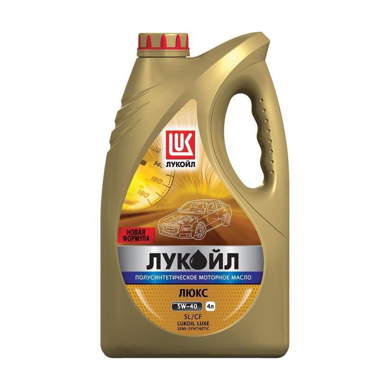 ЛУКОЙЛ Люкс 5W40 SL/CF, 4л