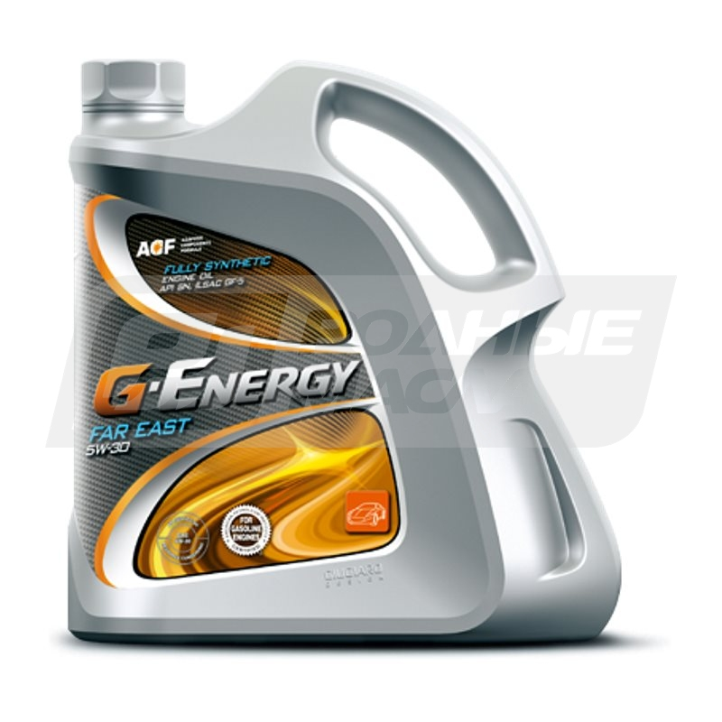 G-ENERGY Far East 5W30, 4л 253141935