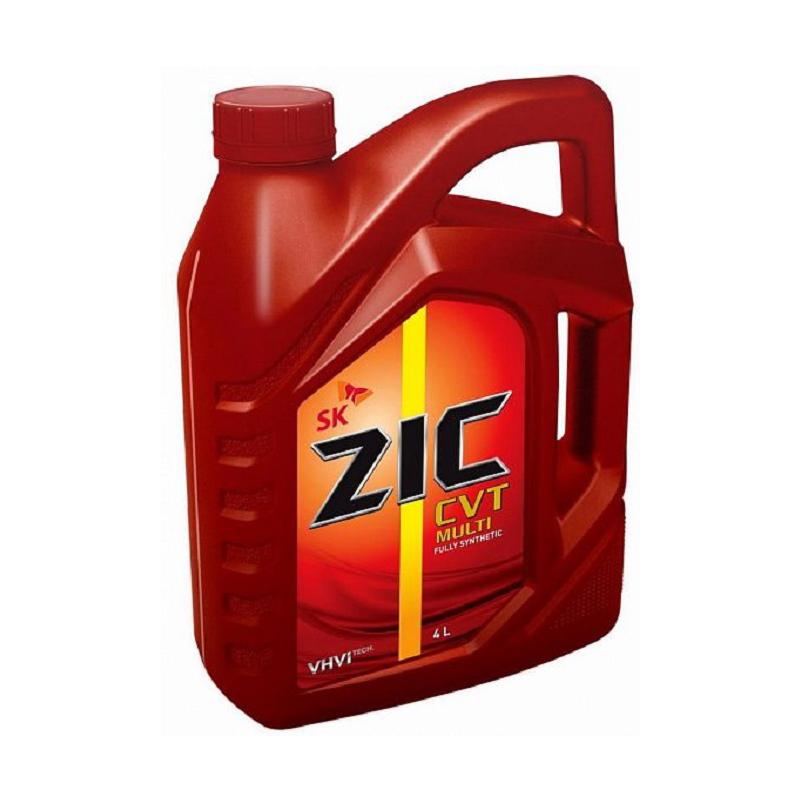 ZIC CVT Multi, 4л