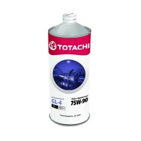 TOTACHI Super Hypoid Gear Oil Semi-Synthetic GL-4 75W90, 1л 4562374692213